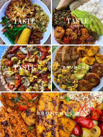 Vegan Recipe Ebook